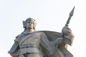 В Китае обнаружили гробницу знаменитого военачальника династии Хань