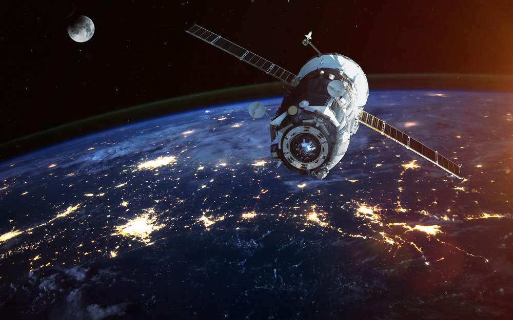 Космический зонд обнаружил, что жизнь на Земле задыхается.Вокруг Света. Украина