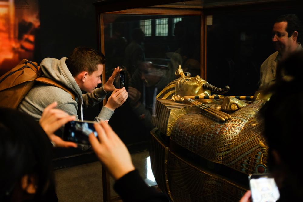 Тутанхамон был опытным воином, а не хилым мальчиком