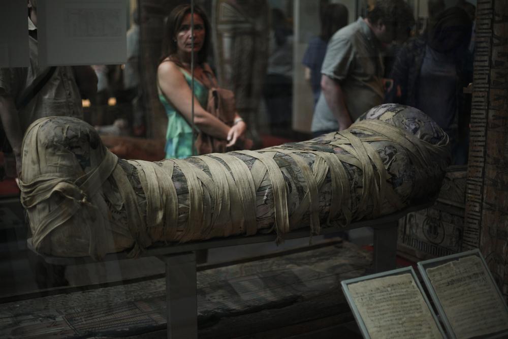 Ученые обнаружили древнейшие татуировки на египетских мумиях.Вокруг Света. Украина
