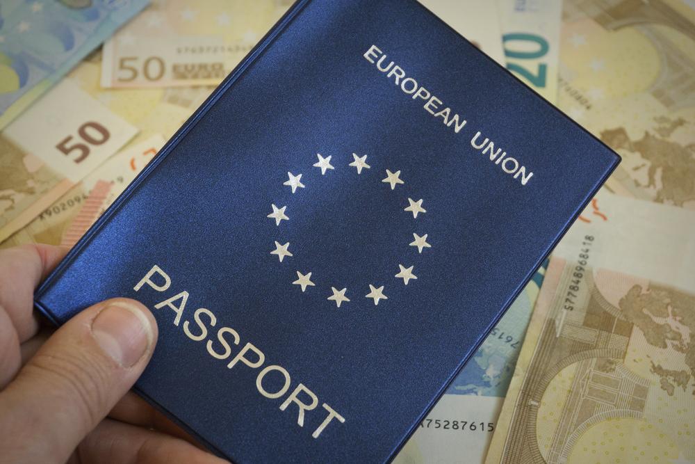 Европейцы потеряли 34 млн паспортов за последние 16 лет