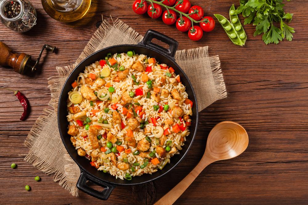 Кухни мира: рецепт риса по-мексикански