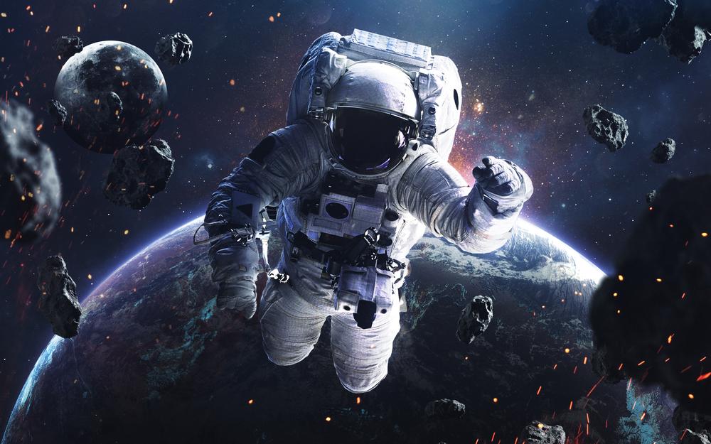 NASA предлагает красить астероиды.Вокруг Света. Украина