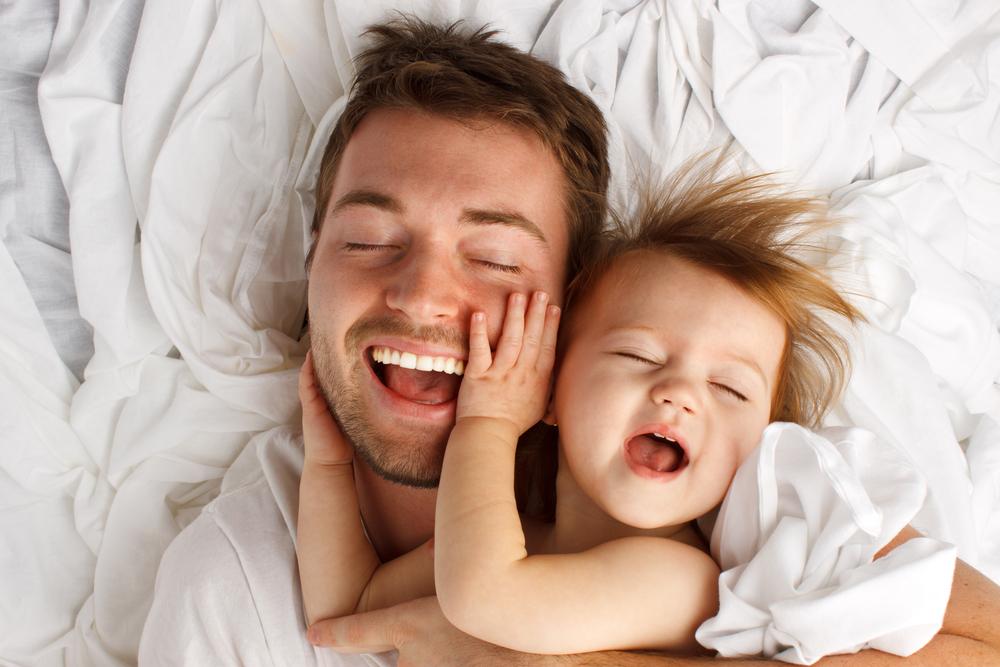 Сходство с отцом — гарантия здоровья