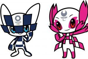 В Токио выбрали талисманы Олимпиады-2020