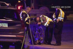 Беспилотный автомобиль впервые сбил насмерть человека
