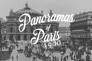 Париж 100 лет назад и сейчас: фото до и после