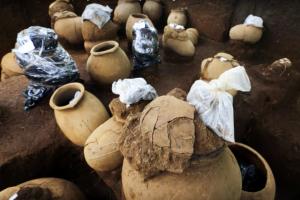 В Никарагуа обнаружили урны с человеческими останками, которым 1000 лет