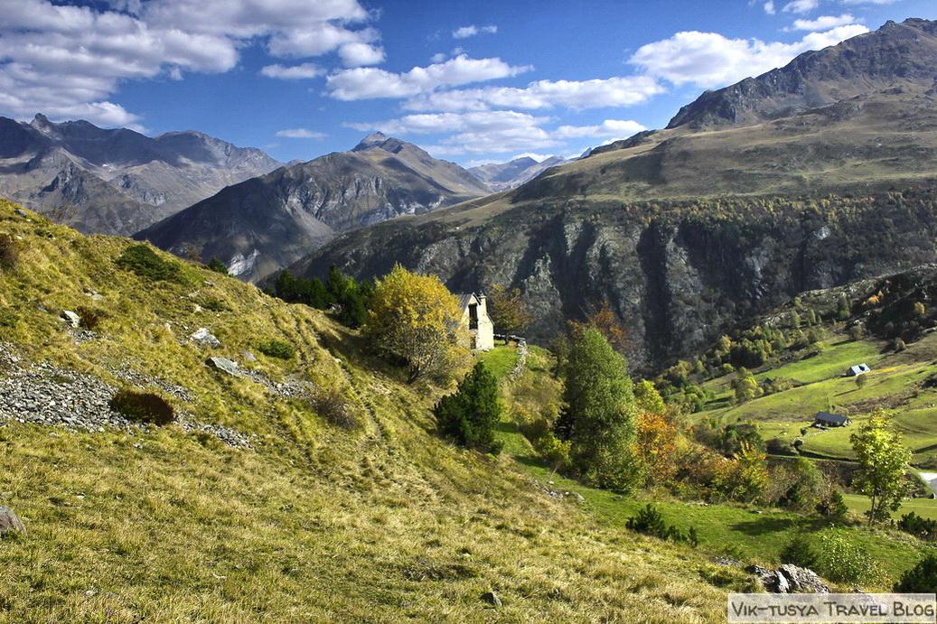 Трекинг в Пиренеях: отдых для тех, кому душно в городе