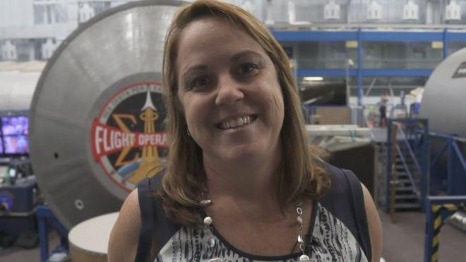 «Женщина должна высадиться на Марс первой»: инженер nasa «Женщина должна высадиться на Марс первой»: инженер NASA 100803022 allisonjpg