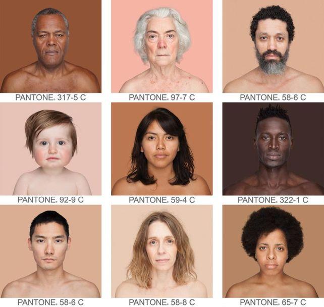 Черных и белых людей не существует Черных и белых людей не существует 17