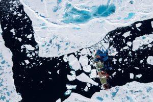 Льды Арктики накопили рекордное количество микропластика: ученые