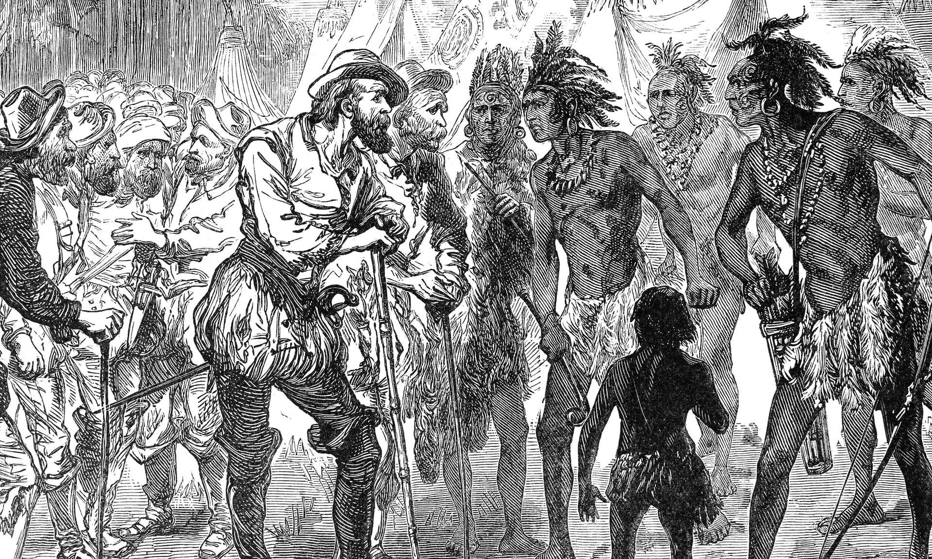 Аборигены Карибских островов не были людоедами: ученые Аборигены Карибских островов не были людоедами: ученые 2976