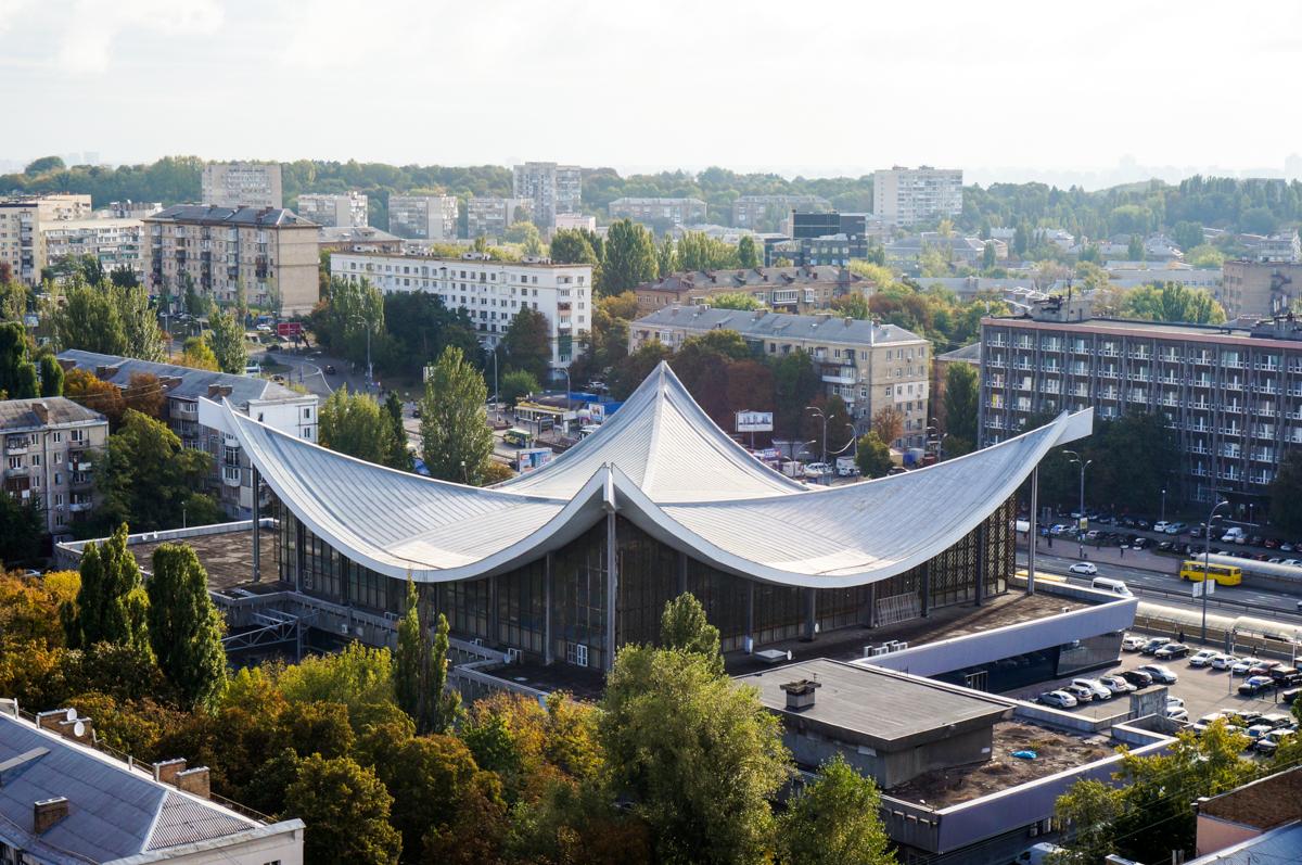 ТОП-10 архитектурных памятников модернизму в Киеве ТОП-10 архитектурных памятников модернизму в Киеве 3