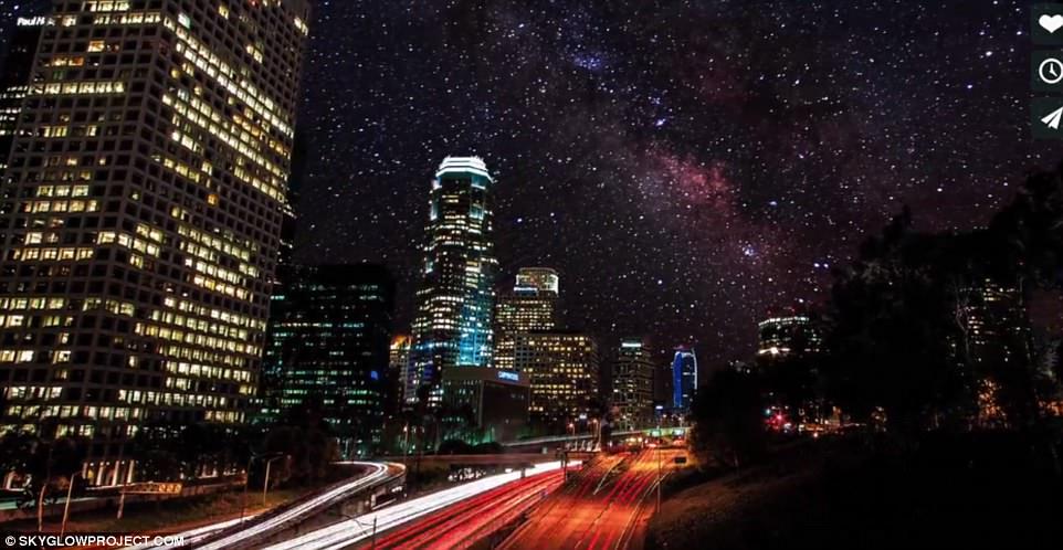 Млечный Путь над Нью-Йорком: В США пройдет Неделя темного ночного неба Млечный Путь над Нью-Йорком: В США пройдет Неделя темного ночного неба 4AFEE9BD00000578 5596005 image a 53 1523309743144