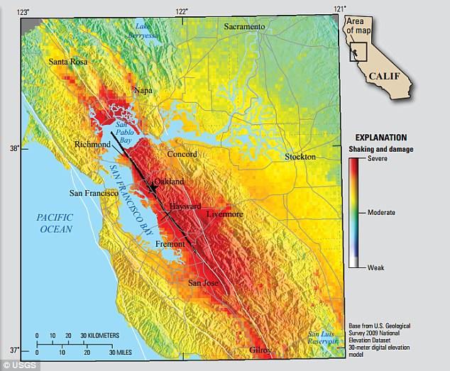 Калифорнийский разлом может стереть Сан-Франциско с лица земли Калифорнийский разлом может стереть Сан-Франциско с лица земли 4B4ADB2200000578 0 image a 47 1524086449978