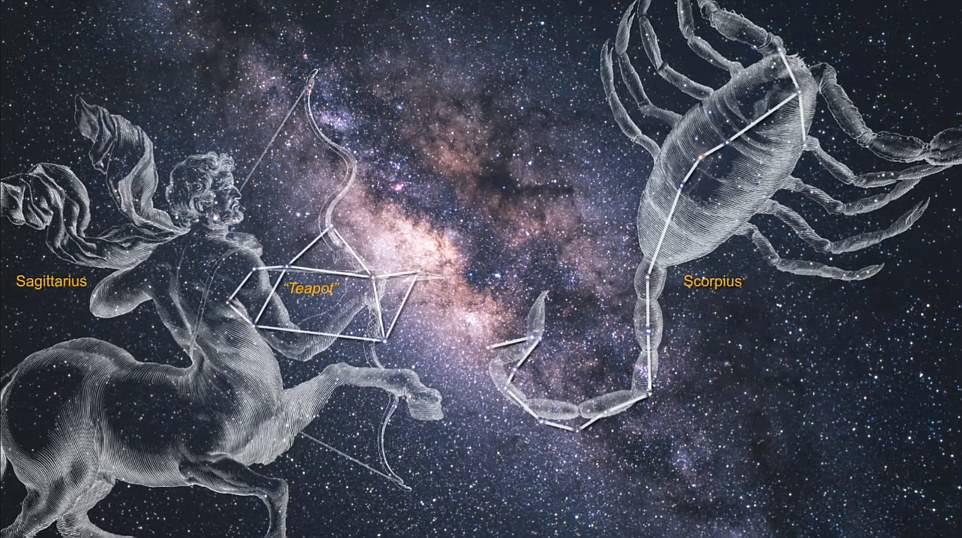 Туманность Лагуна: виртуальный полет от NASA и телескопа