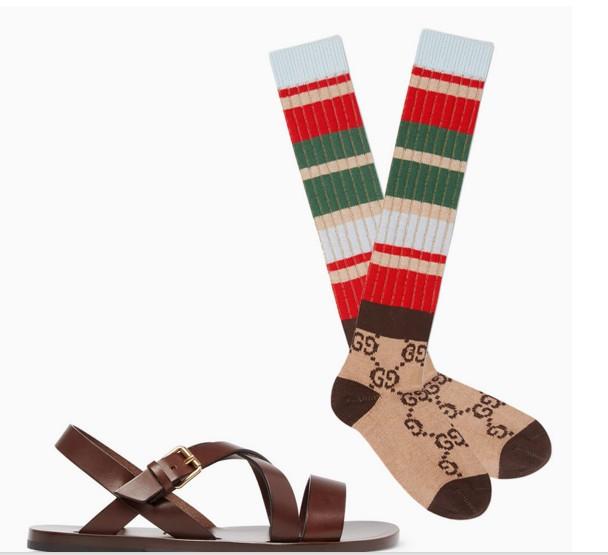 Носки с сандалиями: табу снято Носки с сандалиями: табу снято 7 2
