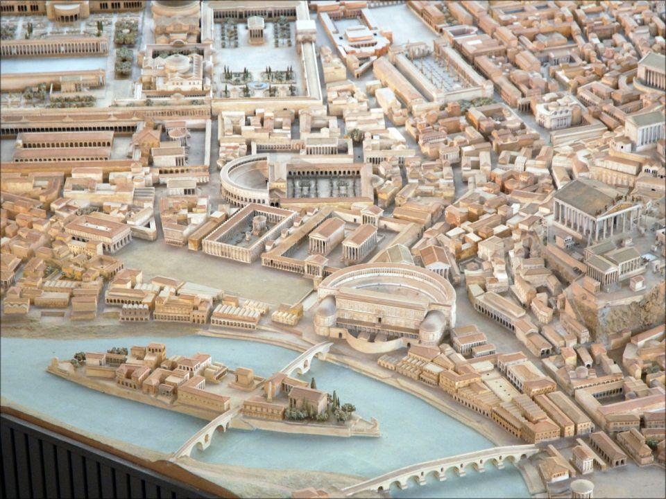 Архитектор потратил 38 лет, чтобы создать модель Древнего Рима Архитектор потратил 38 лет, чтобы создать модель Древнего Рима 9nZpRl9ujl