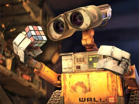 NASA отправит на Марс автостопщиков ВАЛЛ-И и Еву