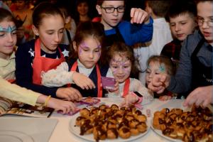 В Украине стартовал проект «Кулинарная магия»