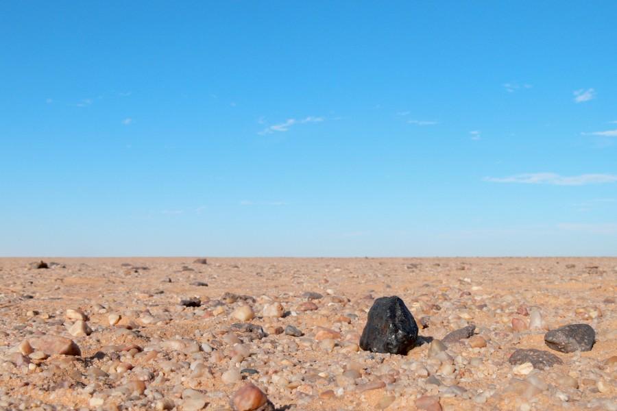 Алмаз в Нубийской пустыне оказался обломком потерянной планеты