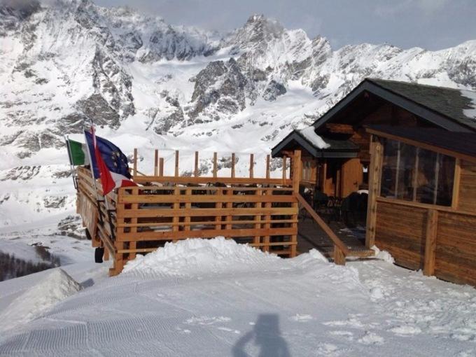Пьяный эстонский турист случайно покорил Альпы