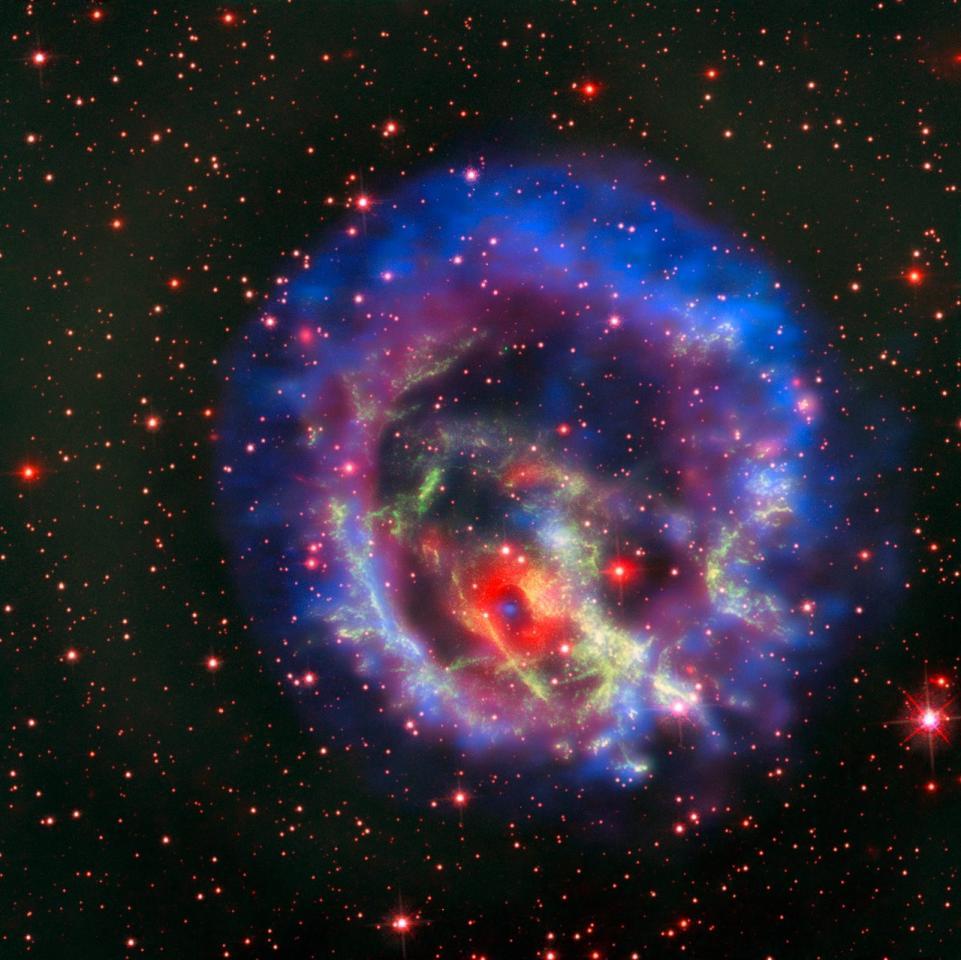 Астрономы показали, как выглядит наш галактический сосед.Вокруг Света. Украина