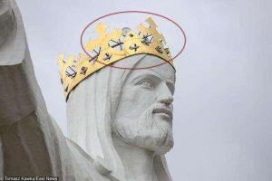 В Польше Иисус Христос раздает  интернет