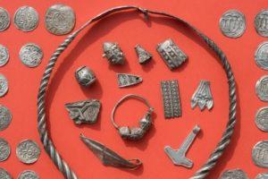 В Балтийском море нашли 1000-летний клад викингов
