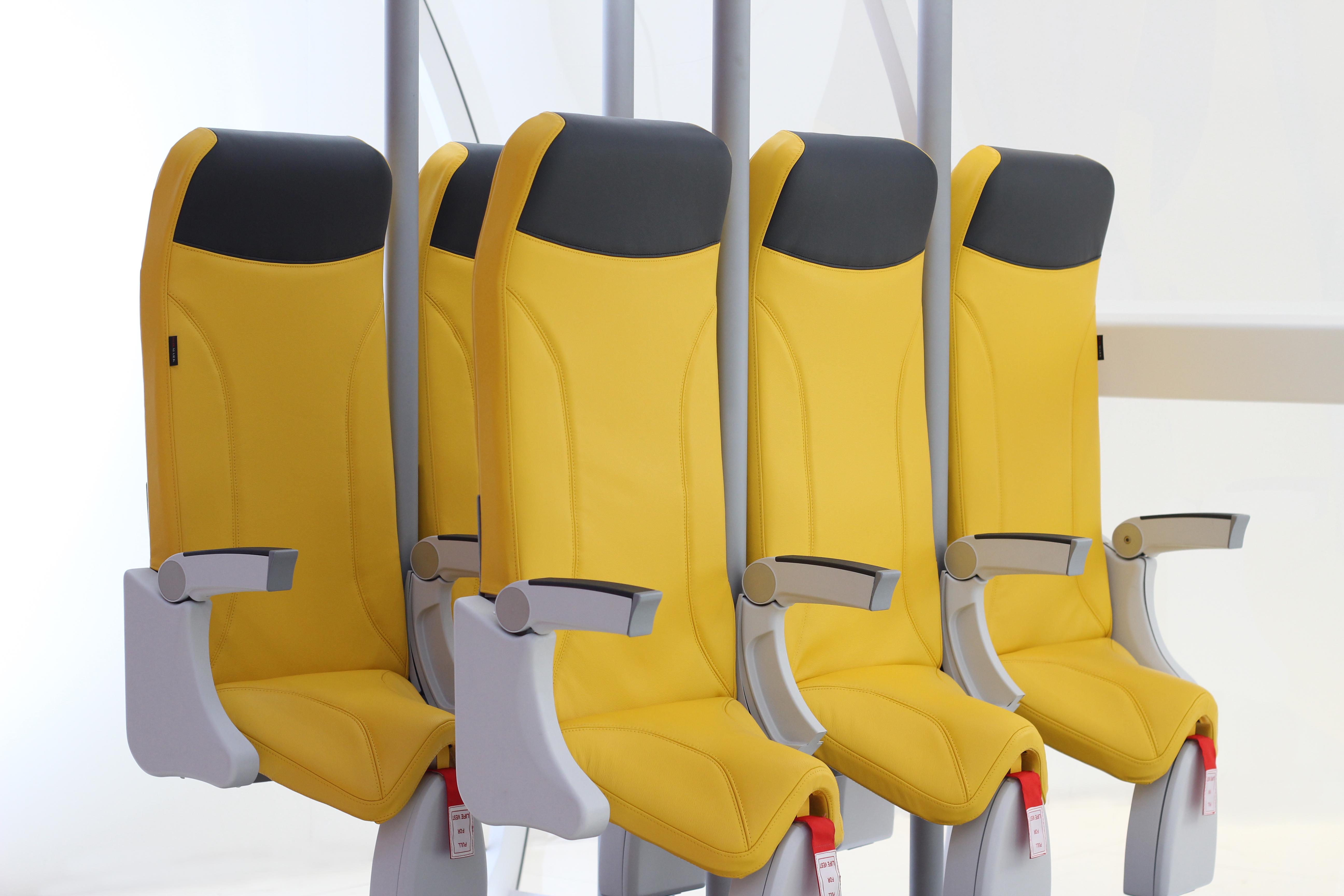 В самолетах появятся стоячие места.Вокруг Света. Украина