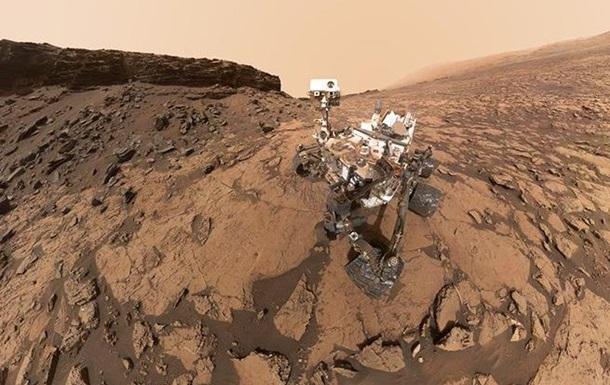 NASA отправит на Марс роботов с крыльями