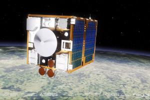 SpaceX отправила в космос мусорщика