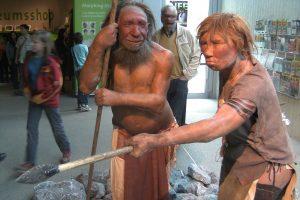 Почему неандертальцы такие несимпатичные