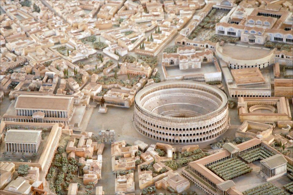 Архитектор потратил 38 лет, чтобы создать модель Древнего Рима Архитектор потратил 38 лет, чтобы создать модель Древнего Рима pZkDxh218n