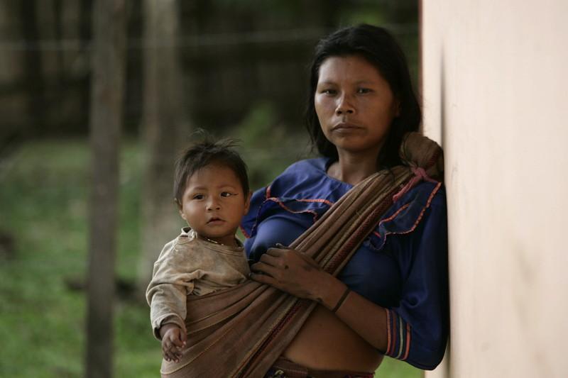 У диких племен Амазонки существует особый