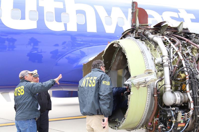 Стальная магнолия: женщина-пилот из США стала национальной героиней