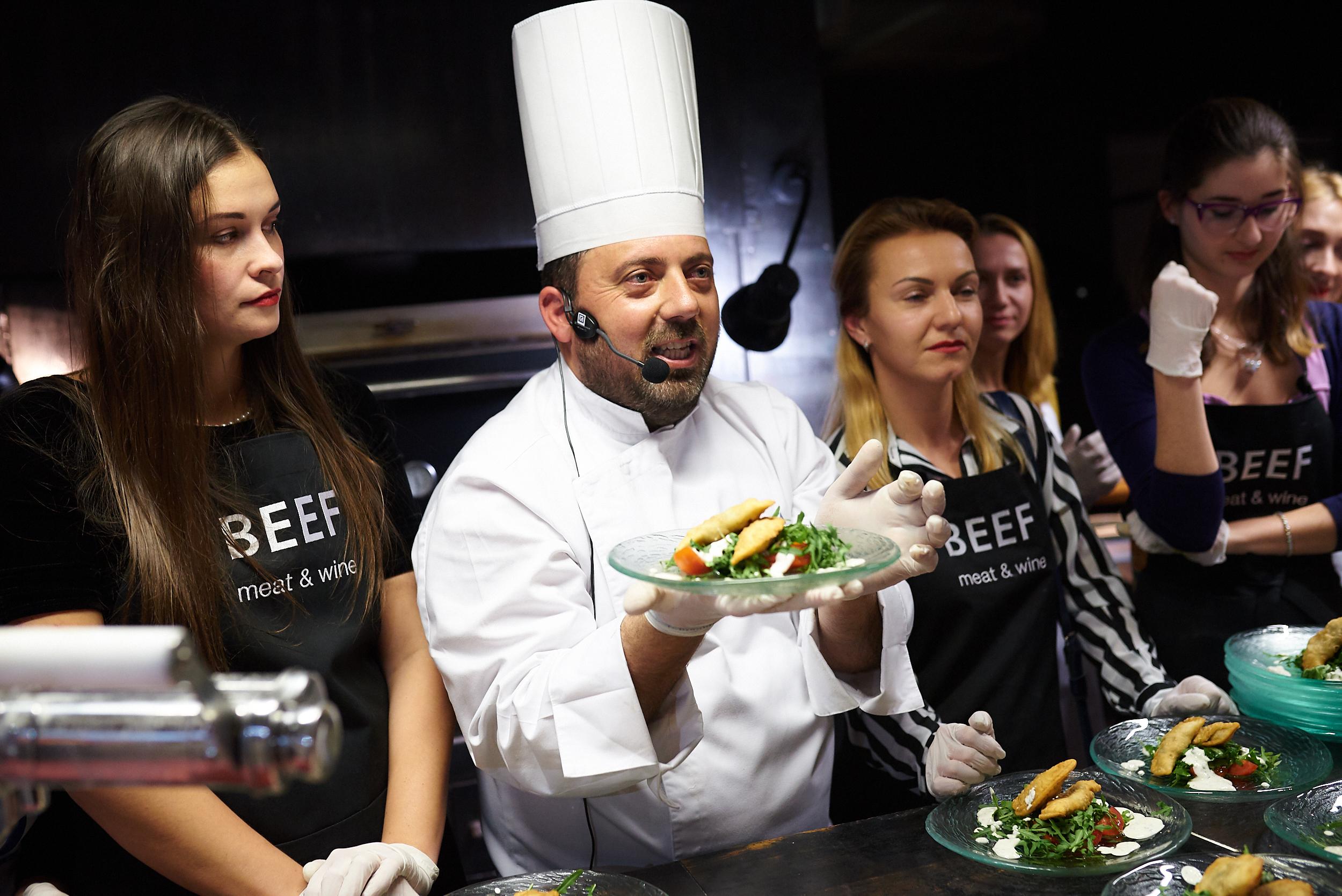 Как попробовать на вкус Пелопоннес, не выезжая из Киева
