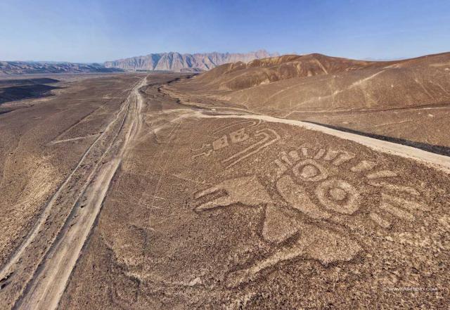 В Перу обнаружили геоглифы, сделанные раньше рисунков Наска