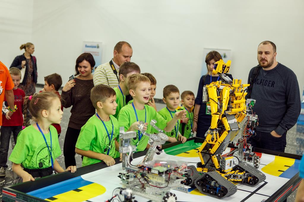 В Киеве пройдет фестиваль роботов