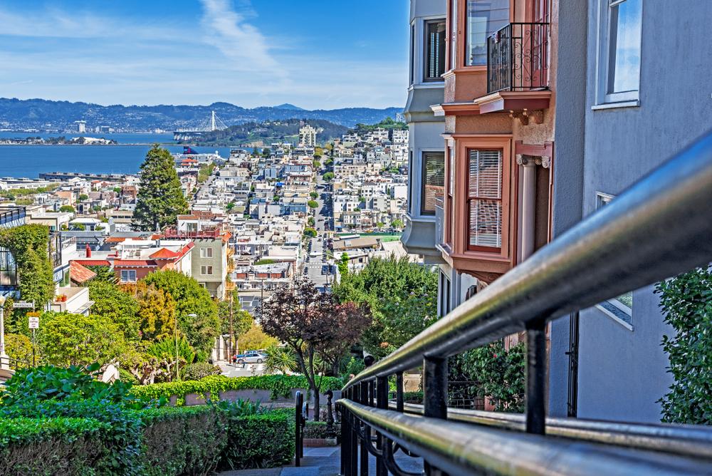 Калифорнийский разлом может стереть Сан-Франциско с лица земли Калифорнийский разлом может стереть Сан-Франциско с лица земли shutterstock 1030940668