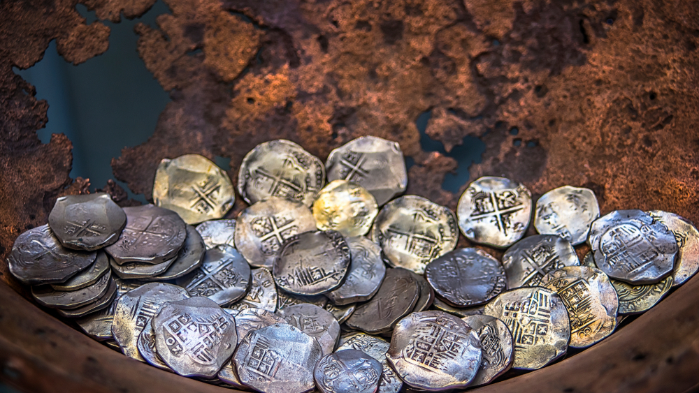 Под развалинами в Коринфе нашли клад, зарытый 1500 лет назад