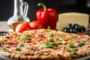 В Италии пройдет Фестиваль неаполитанской пиццы