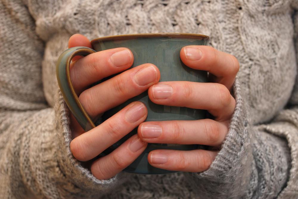 Почему постоянно мерзнут руки