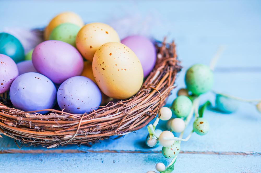 Пасха 2018: где взять натуральные краски для пасхальных яиц