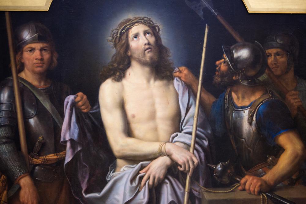 Страстная пятница у восточных христиан