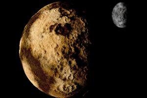 В космосе появилась гора Стэнли Кубрика и кратер Немо
