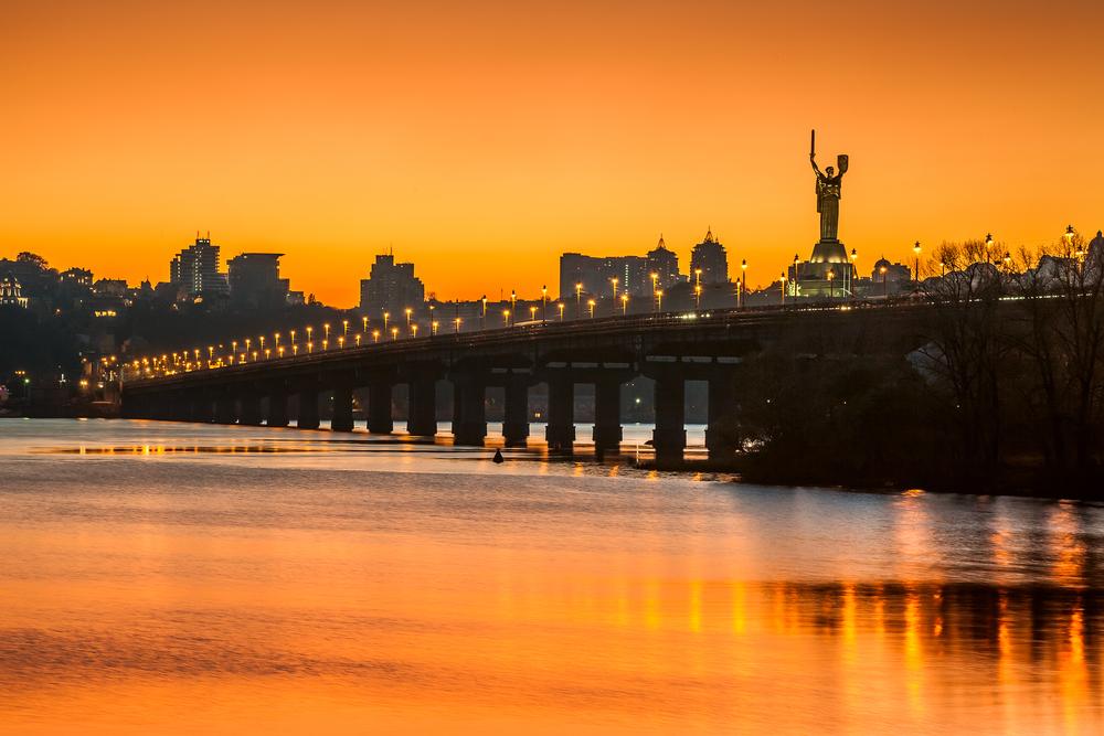 В Киеве обновлен температурный рекорд.Вокруг Света. Украина