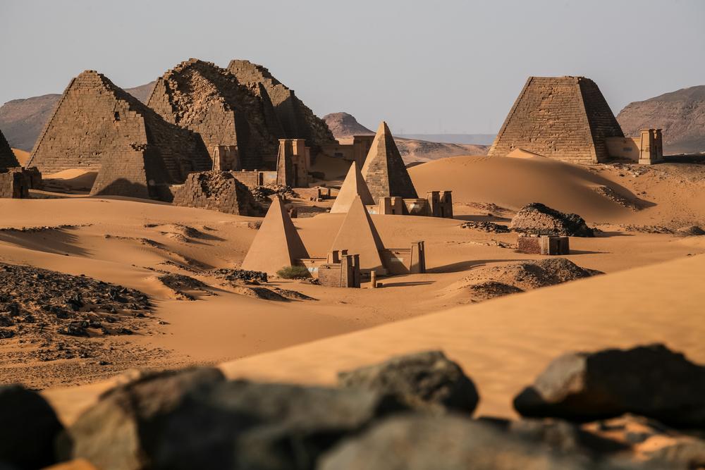 В Судане нашли таблички с письменами загадочного царства Куш