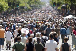 Создана онлайн-карта скорости роста населения городов мира